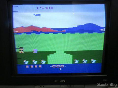 Atari 2600 operation