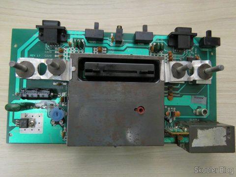 Placa do Atari 2600