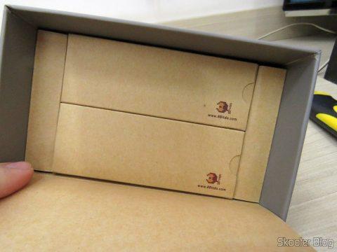 8bitdo packing SNES30 GamePad
