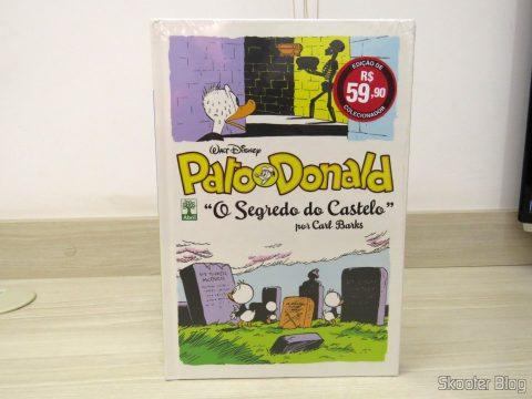 Pato Donald - O Segredo do Castelo (substituição