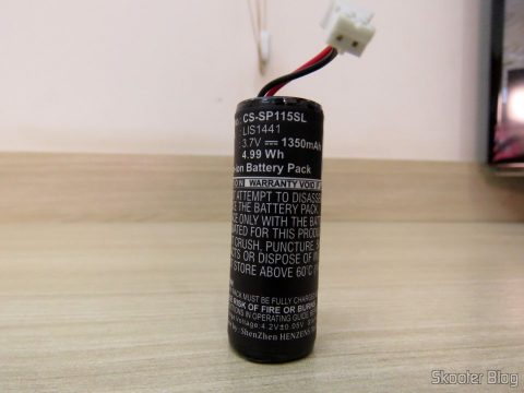 Battery for Playstation Move Motion Controller