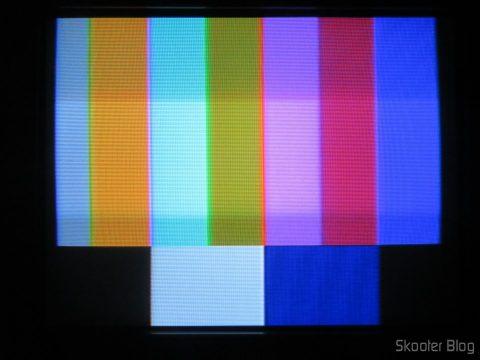Paleta NTSC do Atari 2600.