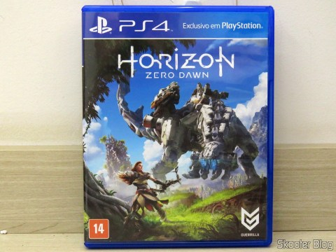 Horizon Zero Dawn - Playstation 4 (PS4)