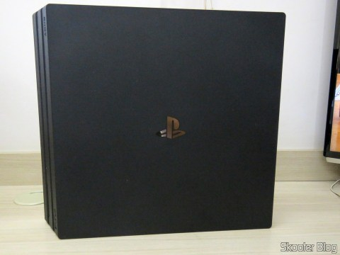 O Playstation 4 For.