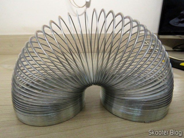 3ND Metal Slinky for stress relief