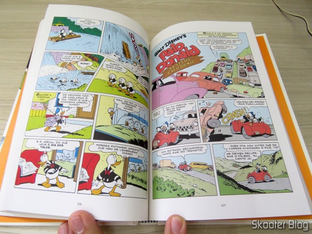 Pato Donald - O Vil Metal e os Vilões - Coleção Carl Barks Definitiva