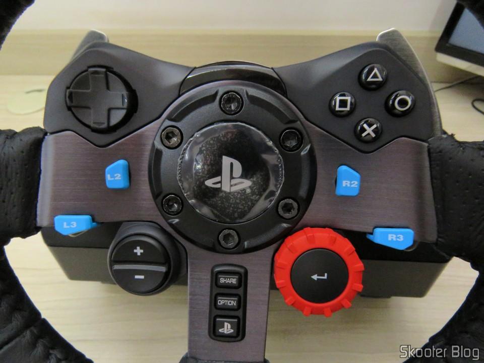logitech g29 driving force racing wheel for playstation. Black Bedroom Furniture Sets. Home Design Ideas