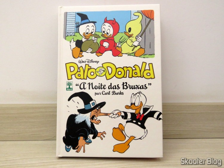 Pato Donald - A Noite das Bruxas - Coleção Carl Barks Definitiva