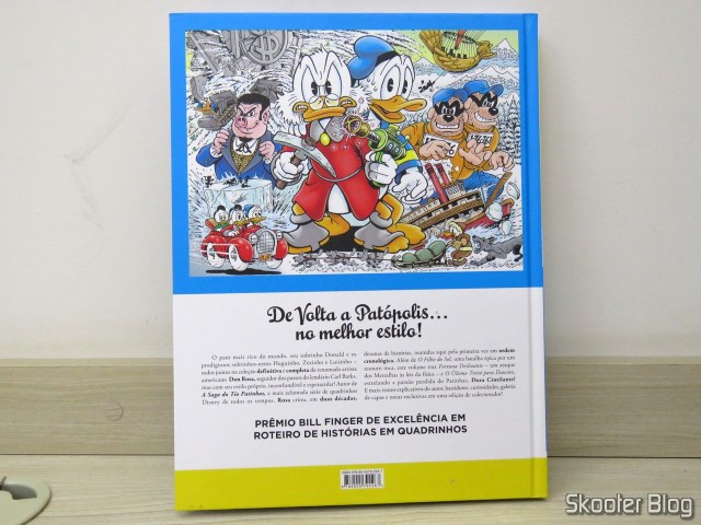 Scrooge McDuck and Donald Duck - The son of the Sun - Don Rosa Library