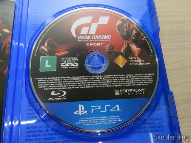 Gran Turismo Sport - Playstation 4 (PS4)