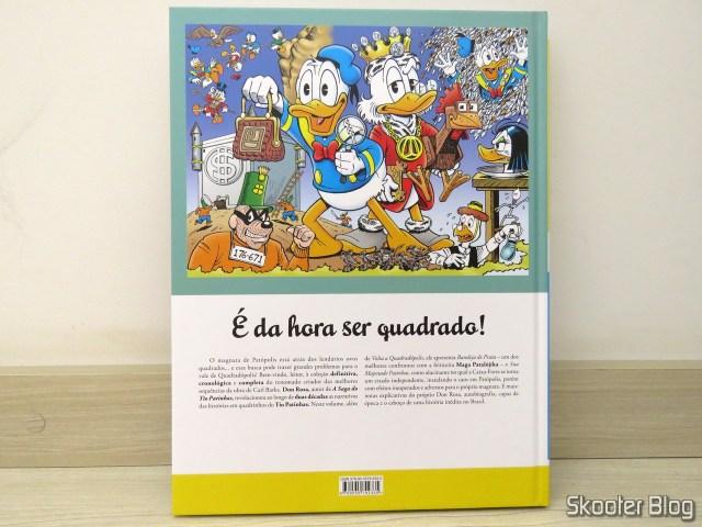 Tio Patinhas e Pato Donald - Volta a Quadradópolis - Biblioteca Don Rosa