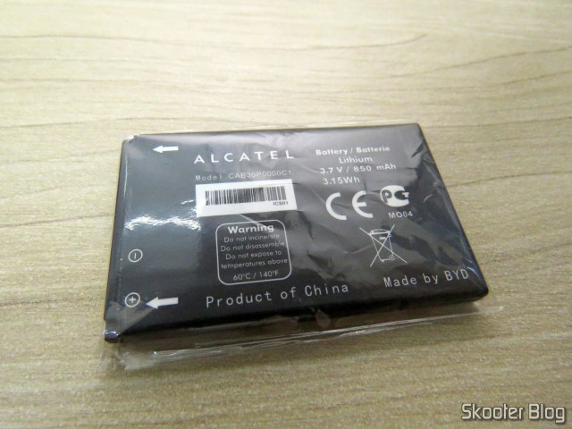 Bateria Alcatel CAB30P0000C1