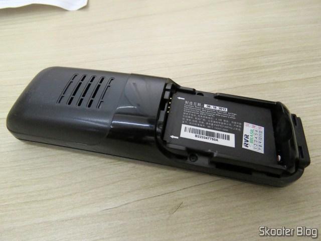 Meu telefone com a Bateria Alcatel CAB30P0000C1.