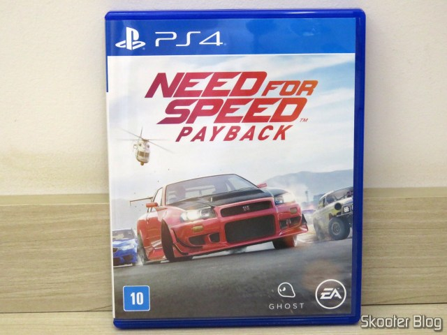 Need For Speed Payback - Playstation 4 (PS4)