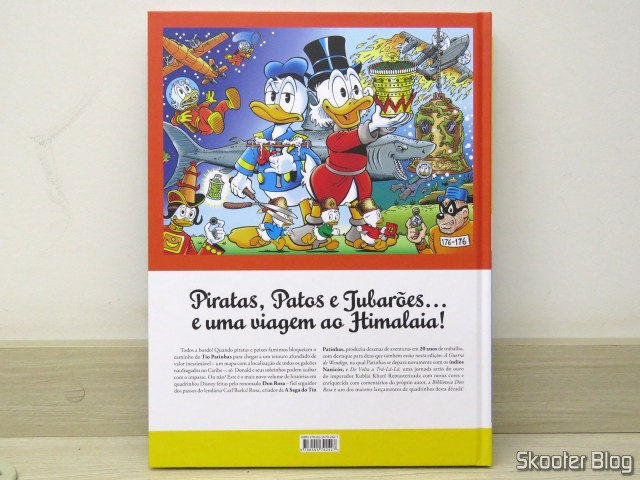 Scrooge McDuck and Donald Duck - The treasure in the glass bubble - Don Rosa Library