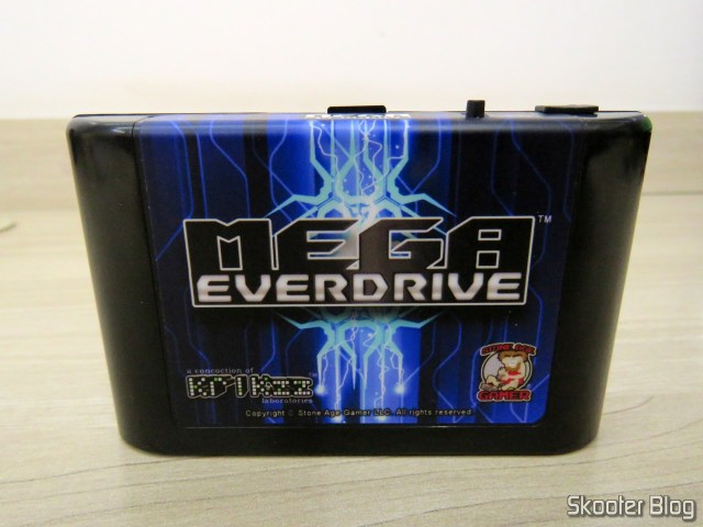 Mega EverDrive X 7 - Deluxe Edition.