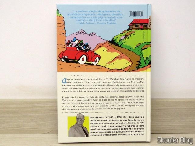 Pato Donald - Natal nas Montanhas - Coleção Carl Barks Definitiva
