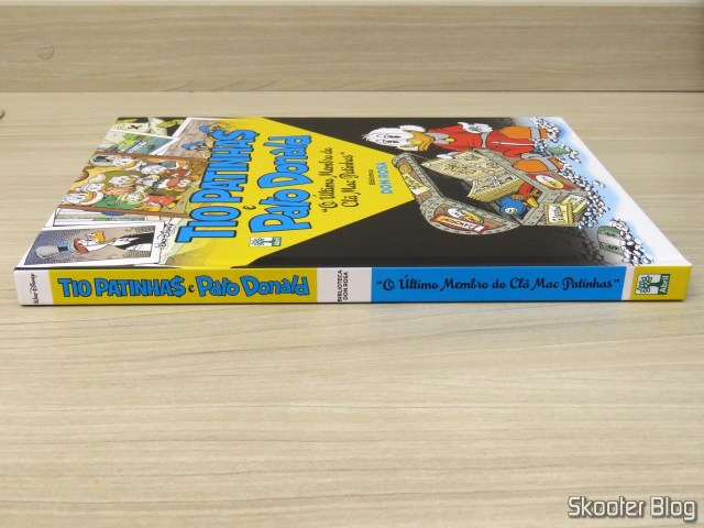 Scrooge McDuck and Donald Duck - The last member of the clan Mac Scrooge - Don Rosa Library