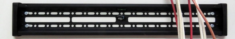 Suporte Fixo p/ TV LCD, LED ou Plasma de 32