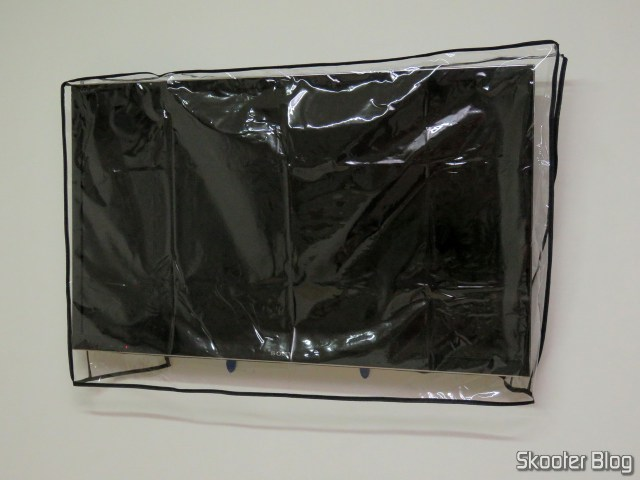 "TV Sony KDL-46HX755, with cover, in the Fixed Support p/LCD TV, Led or Plasma of 32"" the 75"" ELG NEW E600, Wall mounted."