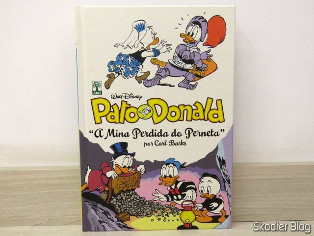 Donald Duck - The lost mine of One-legged - Carl Barks Definitive Collection