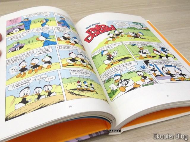Pato Donald - A Mina Perdida do Perneta - Coleção Carl Barks Definitiva
