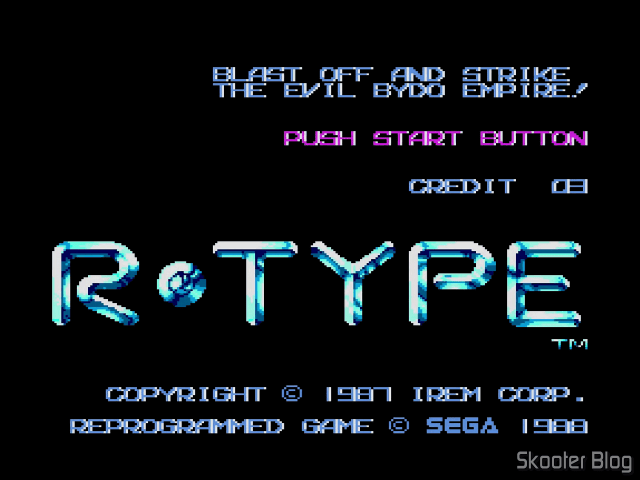 R-Type - Master System