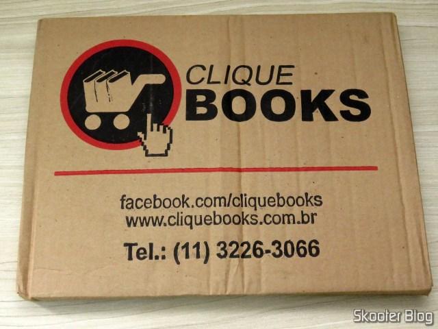 Pacote da CliqueBooks com o The Big Picture B1 Pre-Intermediate Workbook.