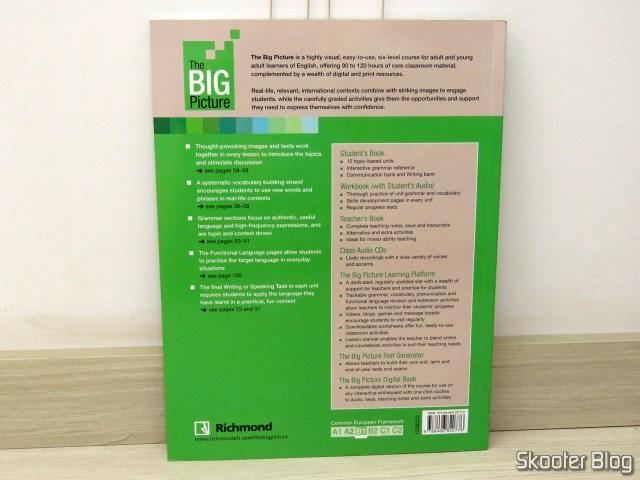 The Big Picture B1 Pre-Intermediate Student's Book.