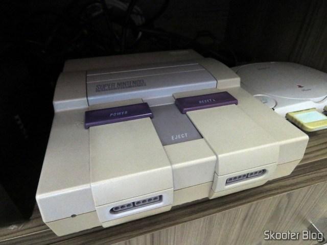 Meu Super Nintendo, sem capa.