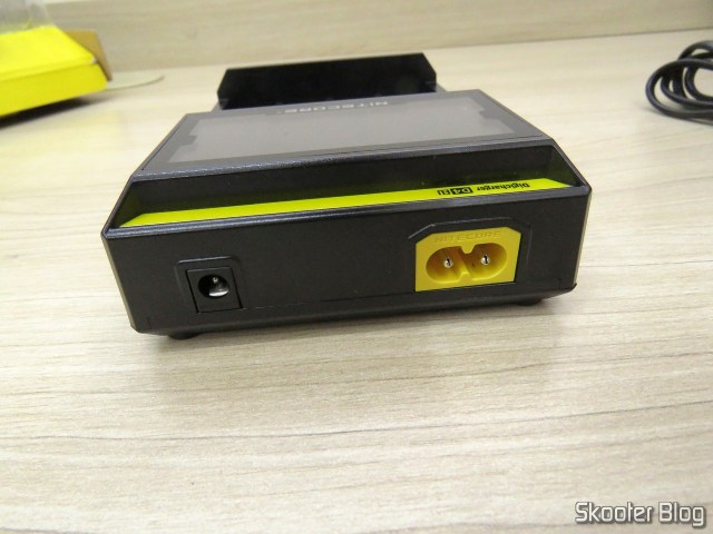energy inputs NiteCore Battery Charger Digicharger D4EU.