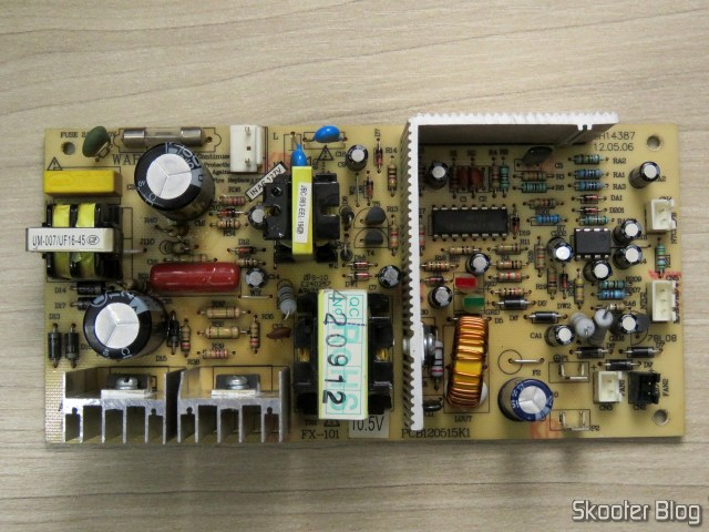 EasyCooler Winery Board 8 Model bottles 4092640045 FX-101 PCB120515K1 plate SH14387 12.05.06