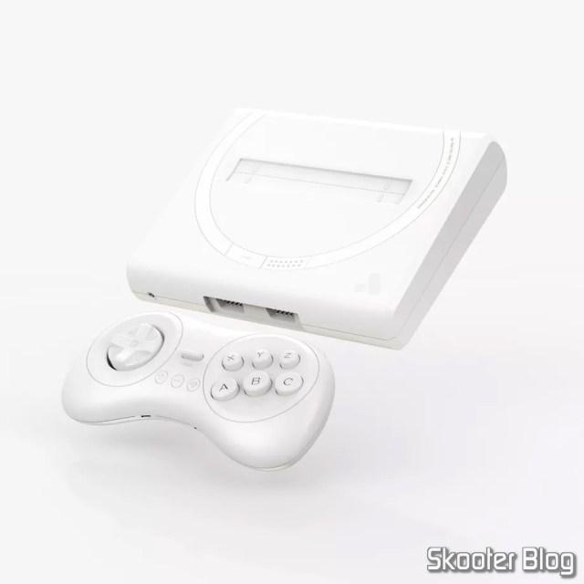 Analogue Mega Sg - White Model