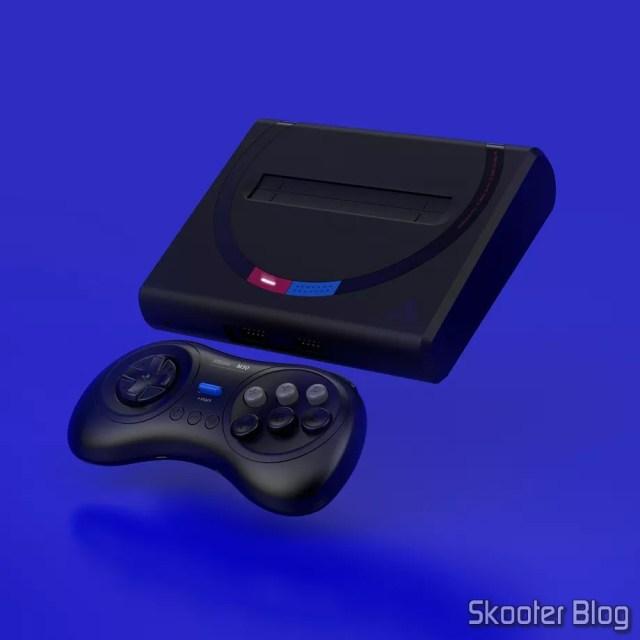 Analogue Mega Sg - Japanese Model