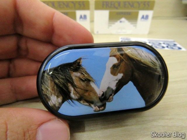Amcon contact lenses Kit Horses.