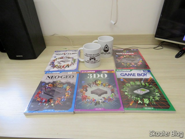 Old file! Gamer: Islands Collection - 2season + Mugs