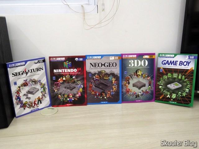 Dossiê Old! Gamer: Coleção Consoles - 2º Temporada + Canecas