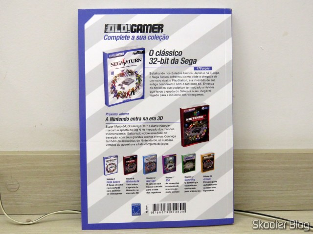 Old file! Gamer: Sega Saturn