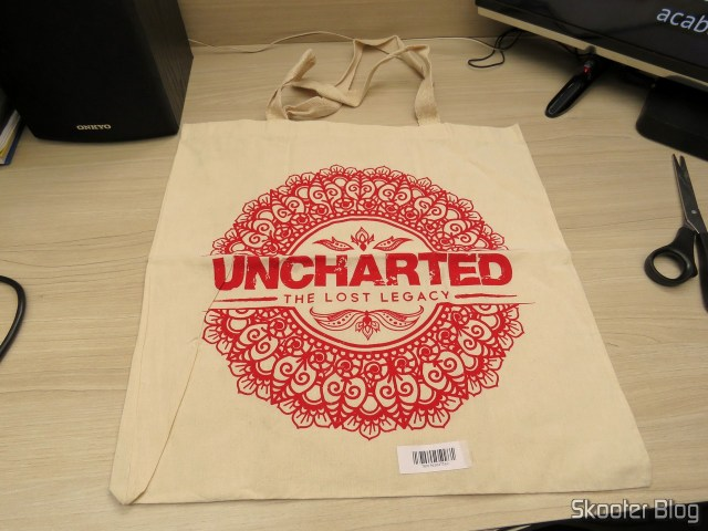 Bag of Uncharted that came as toast.