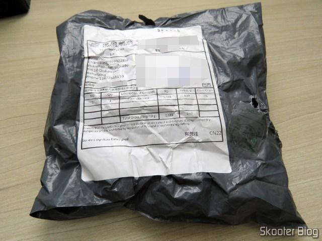 Pacote com a 5º Capa de Silicone com Alça para Dualshock 4.