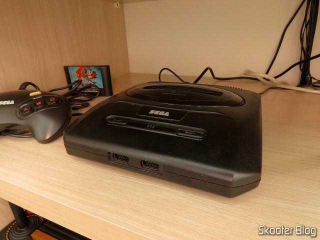 Meu Mega Drive III da Tec Toy.