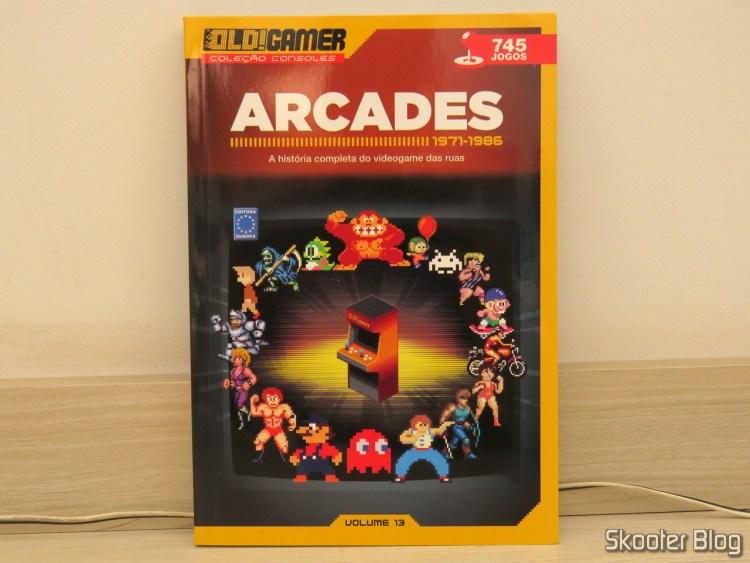 Old file! Gamer: Arcades - Volume 13.