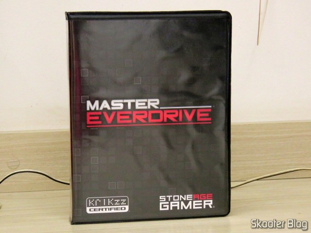 Master Everdrive X7 Deluxe, in your box.