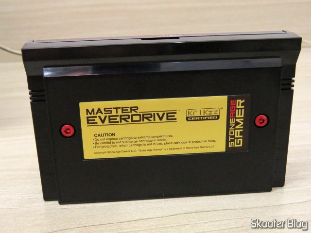 Master Everdrive X7 Deluxe.
