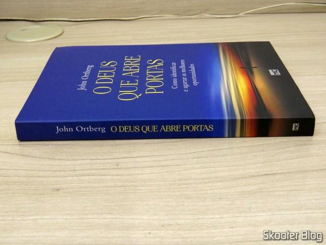 The God that opens doors - John Ortberg