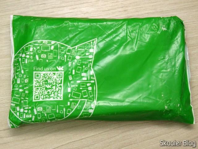 Pacote com o Leitor de Cartões SD e microSD Ugreen USB 3.0.
