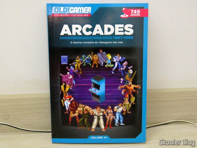 Old file!Gamer: Arcades - Part 2 - Volume 14.