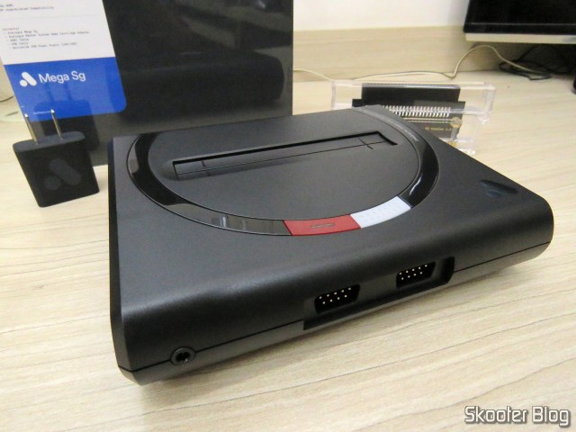 Analogue Mega Sg.