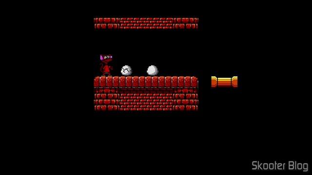 Sapo Xulé vs Os Invasores do Brejo - Master System