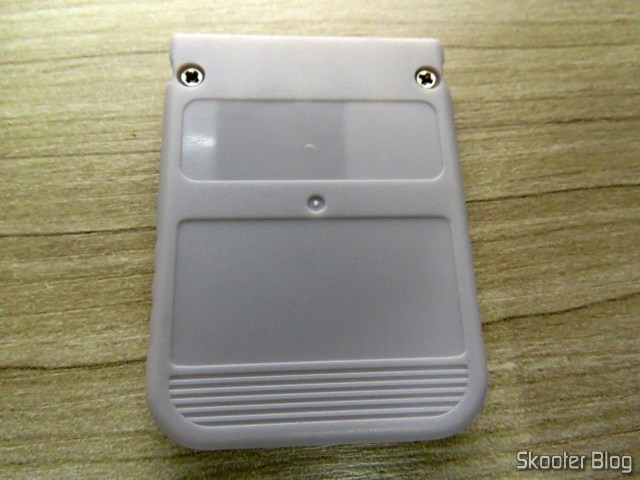 Memory Card de 1MB para Playstation 1 (PS1).